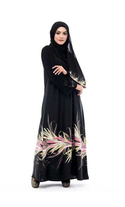 Aafia Abaya Pale Pink