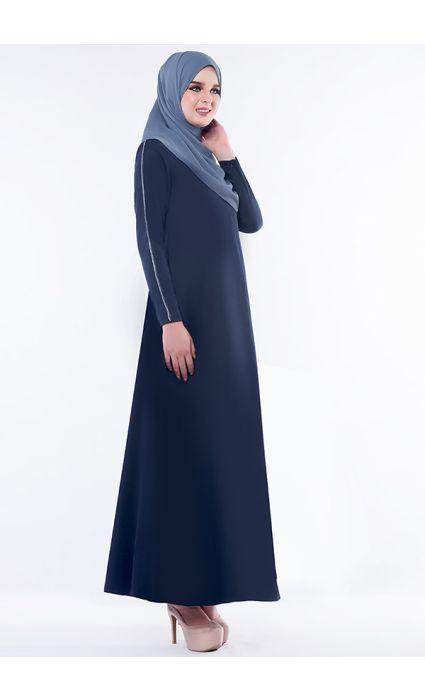 Anna Dress Persian Blue