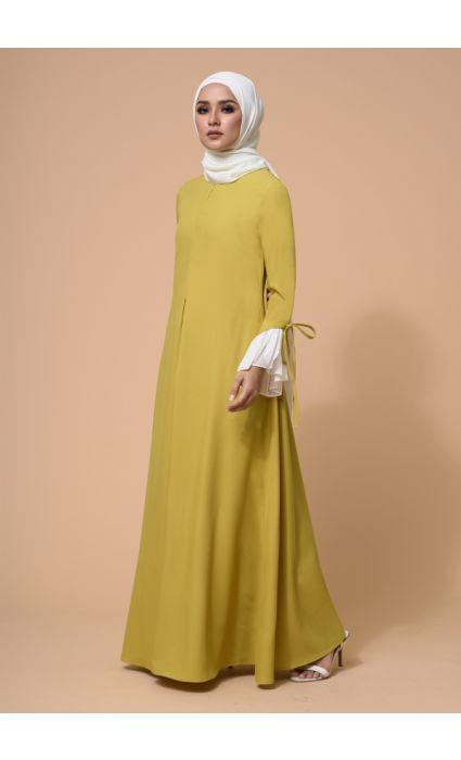Gia Dress Aspen Gold