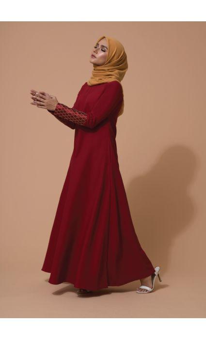 Raffa Dress Barn Red