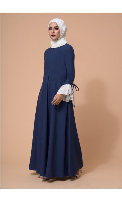 Gia Dress Midnight Blue