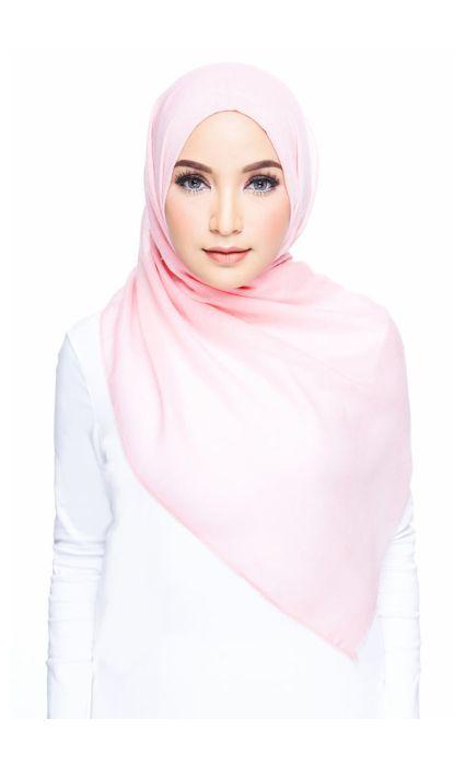Cotton Wide Shawl Quartz