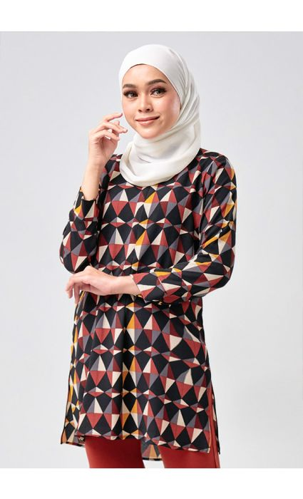 Flared Blouse Drizzle