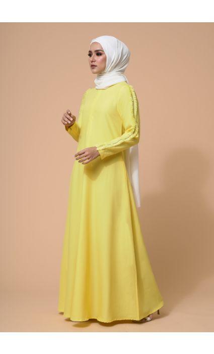Zara Dress Buttercup