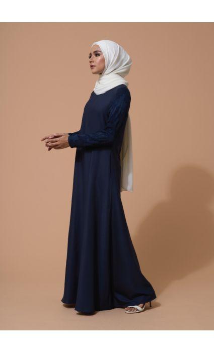 Alea Dress Evening Blue