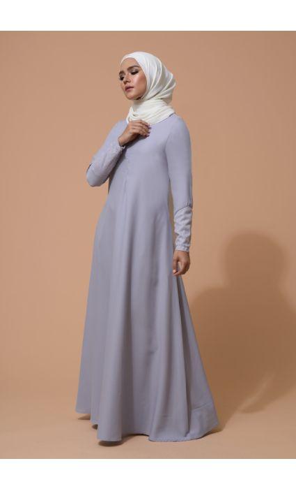 Ulfa Dress Glacier Gray