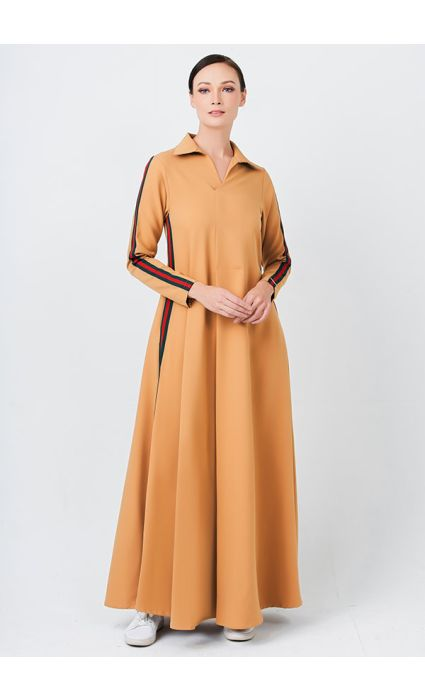 Gorgeous Dress Rustic Brown