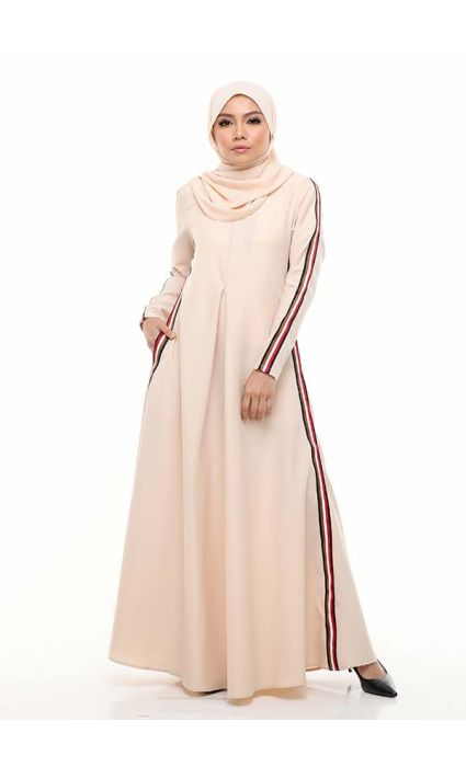 Gucci Jubah Dress Blush Pink
