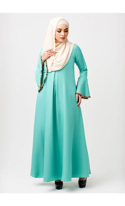Gypsy Dress Euphoria Green