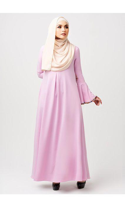 Gypsy Dress Pink Guava