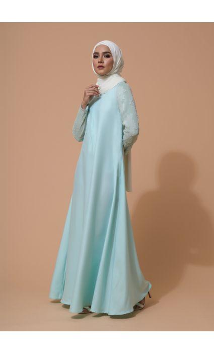 Alea Dress Honeydew Green
