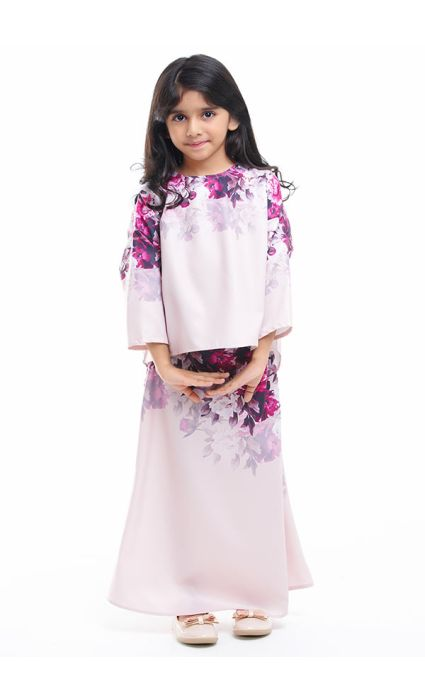 Diane Kurung Kids Rose Tan