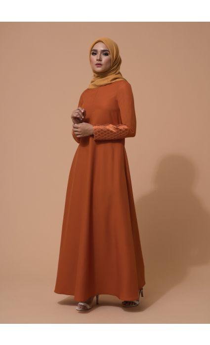 Raffa Dress Marmalade