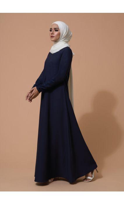 Ulfa Dress Midnight Blue