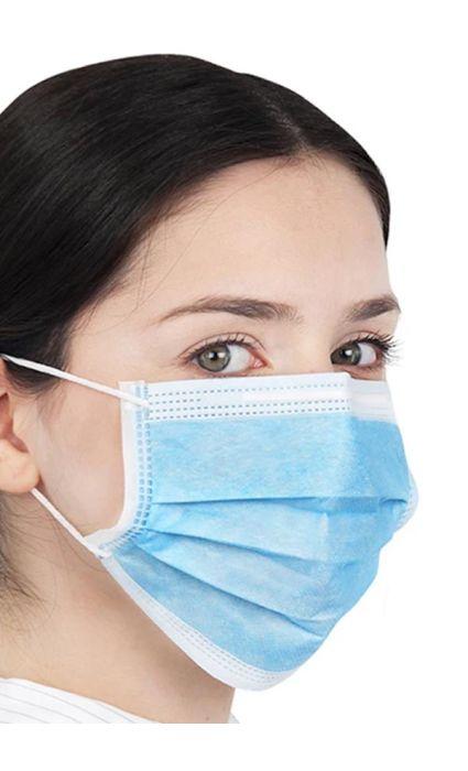 Medical Face Mask (50 Pcs)
