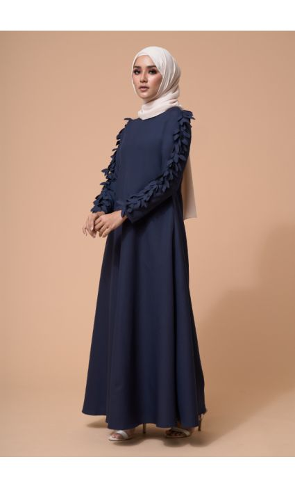 Raina Dress Midnight Blue