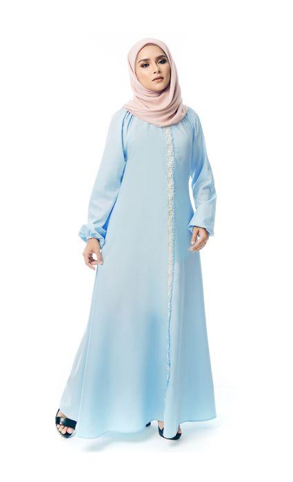 Kalbu Dress Sky