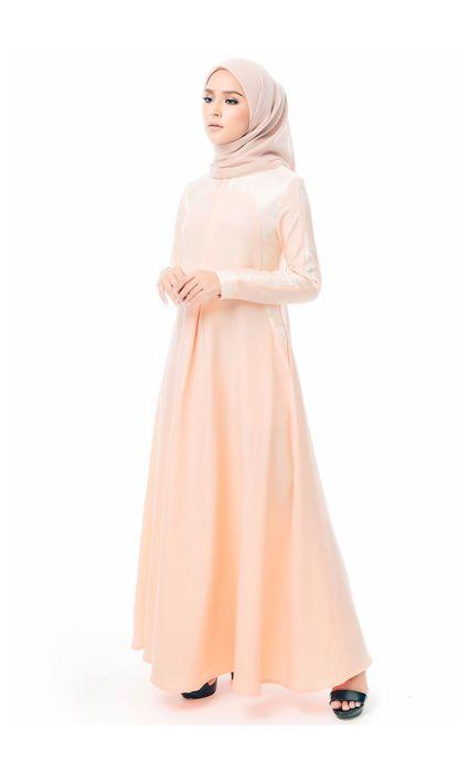 Melodi Dress Peach