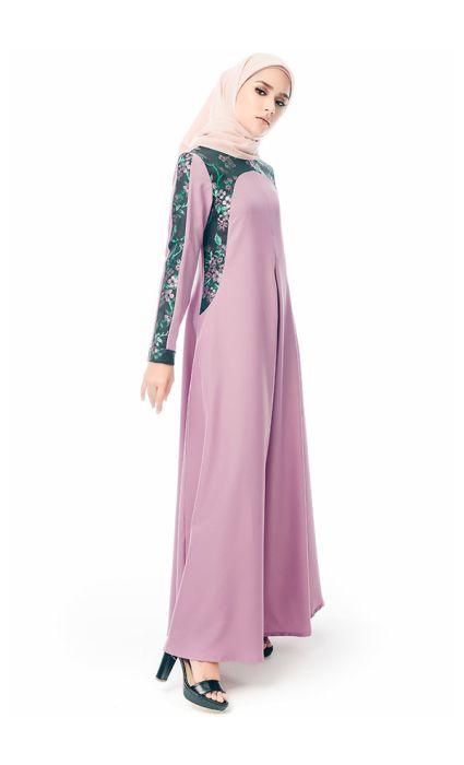 Melodi Dress Purple
