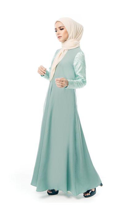 Nurani Dress Fern