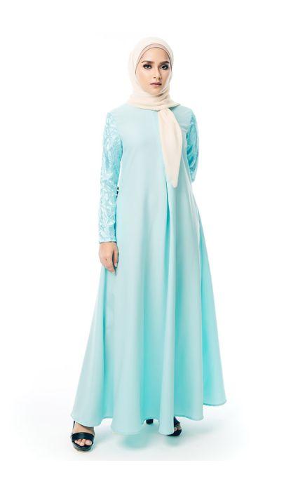 Nurani Dress Tiffany