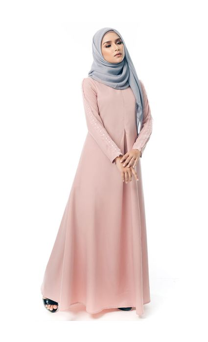 Suci Dress Pink
