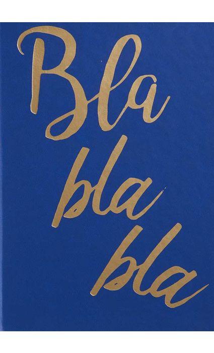 Note Book - Bla bla bla
