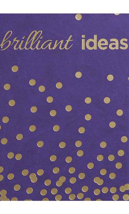 Note Book - Brilliant Ideas