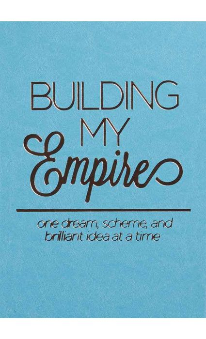 Note Book - Building My Empire