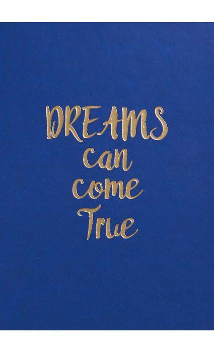 Note Book - Dreams Come True