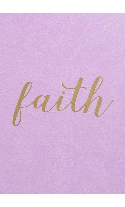 Note Book - Faith