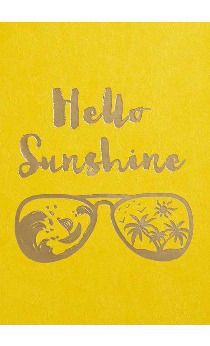 Note Book - Hello Sunshine