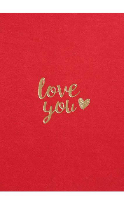 Note Book - Love you