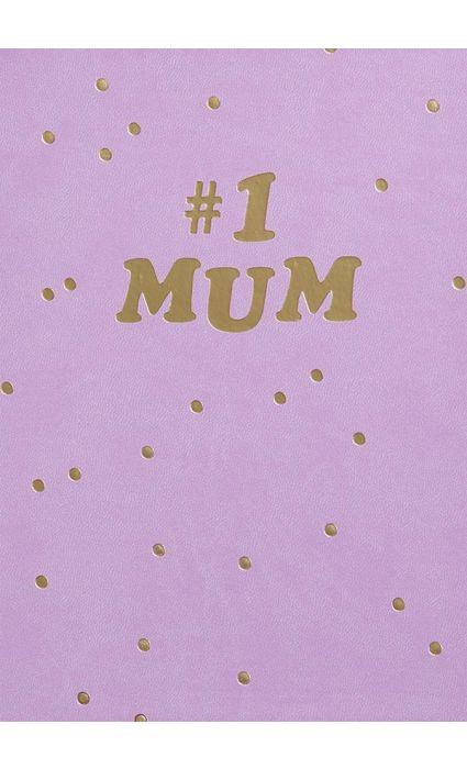 Note Book - Number 1 Mum