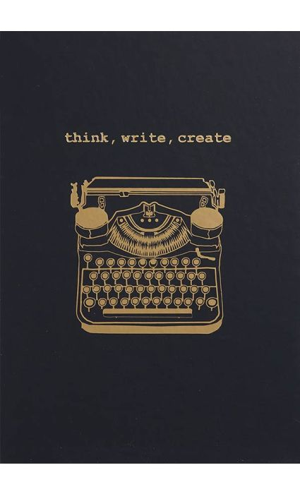 Note Book - Think, Write, Create