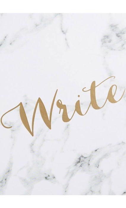 Note Book - Write