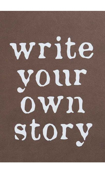 Note Book - Write Own Story