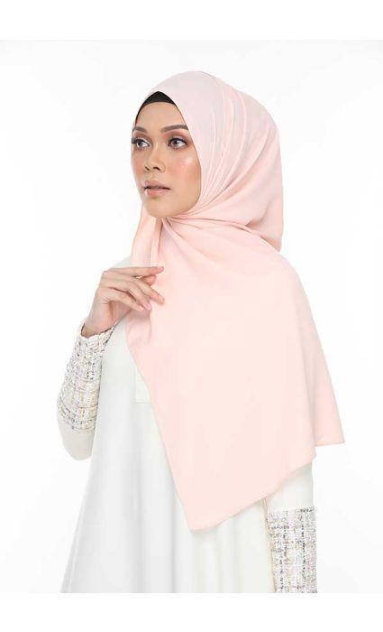 Kate Plain Shawl Petal Pink