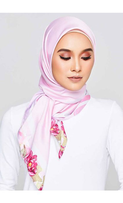Petunia Scarf Jazzy Orchid