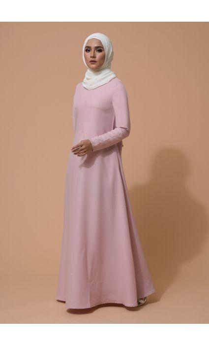 Ulfa Dress Pink Ballerina