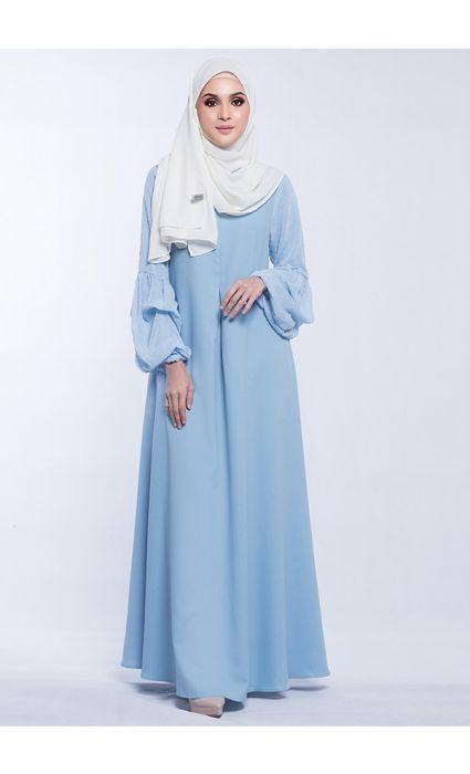 Rapunzel Dress Angel Blue