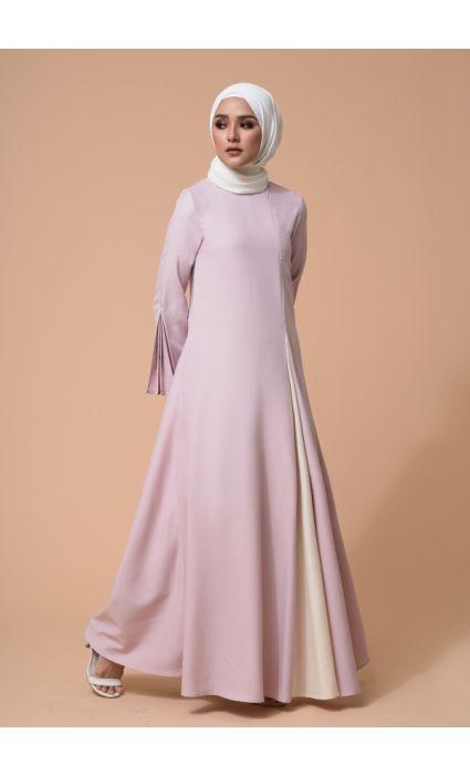 Eyza Dress Rosewater