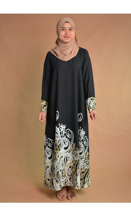 bushra-abaya-tunia-brown-tall