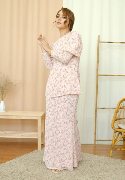 Ankita Comfort Kurung Sakura