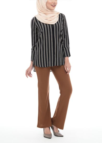 Evelyn Pants 3.0 Bombay Brown