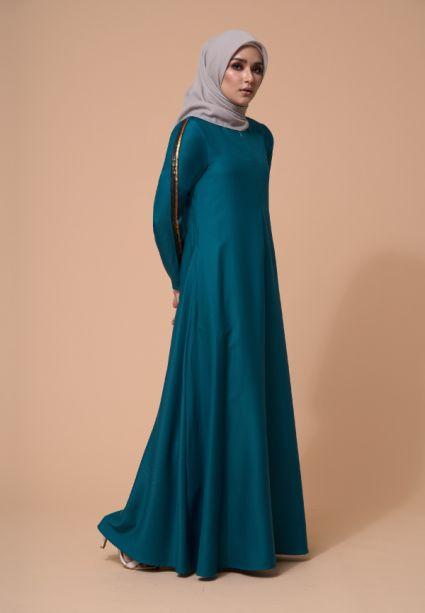Jaeda Dress Ivy Green