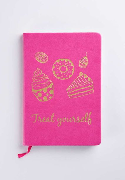 Note Book - Treat Yourself